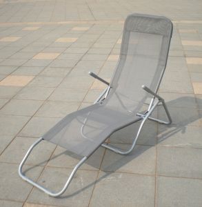 Foldable Garden Beach Lounge Sun Chair (MW11043) pictures & photos