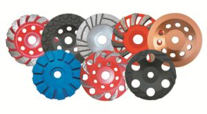 Diamond Grinding Wheel for Polishing Stone. pictures & photos