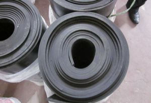 Factory Price NBR Rubber Sheet, Insulation Rubber Sheet pictures & photos