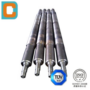 OEM Alloy Steel Roller Used in Furnace Part