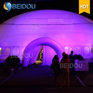 Inflatable Camping Pop up Relief Garden Gazebo Tents Party Giant Inflatable Dome Wedding Tent