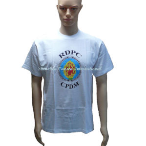 Blank T Shirt for Election Campaign of China Manufacturer pictures & photos