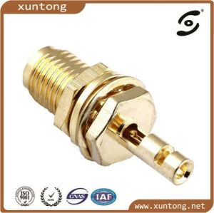 SMA Female Crimp Connector for 1.13 Cable pictures & photos