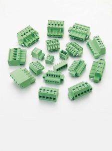 UL cUL VDE Approved Plug-in Terminal Block (WJ2EDGK-5.0/5.08/7.5/7.62mm) pictures & photos