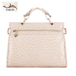 Ostrich Ladies Clutch Bags Fashion Woman Handbag
