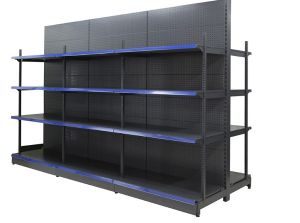 Metal Display Supermarket Shelving pictures & photos