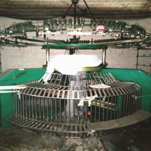 Used 34 Inch Yongli Open Width Single Jersey Knitting Machine pictures & photos