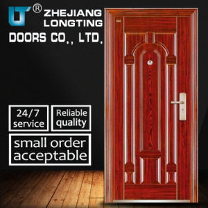 Street Price Steel Door (LTT-053) pictures & photos