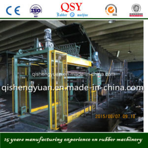 Batch off Cooling Machine / Rubber Sheet Water Cooling Machine pictures & photos