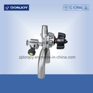 Manual Welding Tee Diaphragm Valve U-C Type Tee pictures & photos