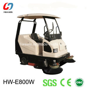 Automatic Electric Road Sweeper, Street Sweeper (HW-800W) pictures & photos