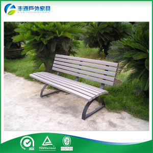 Magnificent Powder Coated Anti Rust Hdpe Plastic Wood Bench Outdoor Decoration Fy 334X Ocoug Best Dining Table And Chair Ideas Images Ocougorg