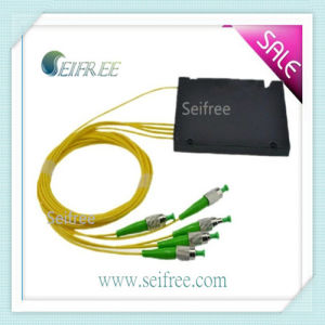 FC APC Connector PLC Splitter with ABS Box pictures & photos