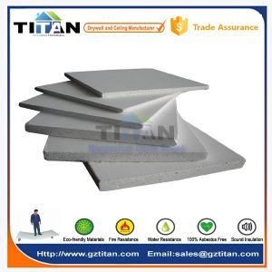 Magnesium Oxide Plate Fireproof Plate