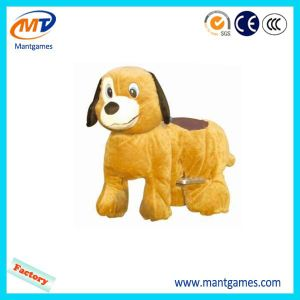 Battery Walking Animal Ride Amusement Park Game Machine for Sale pictures & photos