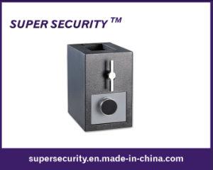 Top Drop Box Dial Lock Rotary Hopper Depository Safe Sfp13