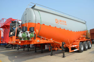 2 Axles Heavy Duty Tank Trailer