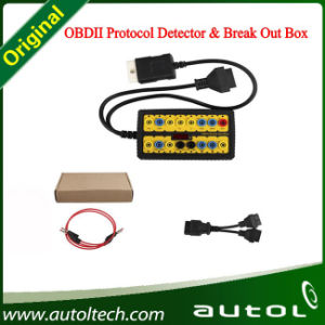Diagnostic Scanner Obdii Protocol Detector & Break out Box Key Programming and Chip Tuning pictures & photos
