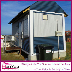 High Quality Steel Structure Customized Container Houses for Living pictures & photos