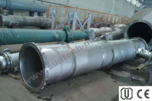 ASTM B338 Titanium Piping for Cooling Tower pictures & photos