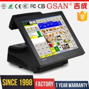 Point of Sale System for Sale Epos Point of Sale Cafe Cash Register pictures & photos