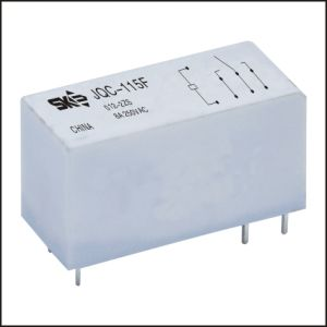 UL Approved Miniature High Power Relay (JQX-115F)