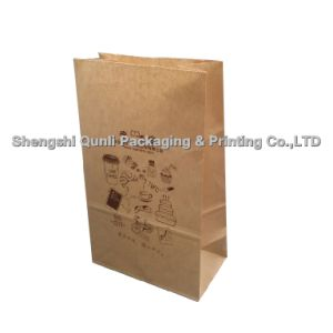 Paper Bag for Packing Takeaway (SSQL-PB60G)