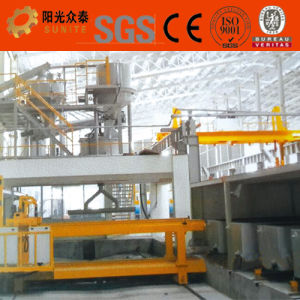 AAC Block Making Machine Plant/ AAC Lightweight Concrete Block Making Machine pictures & photos