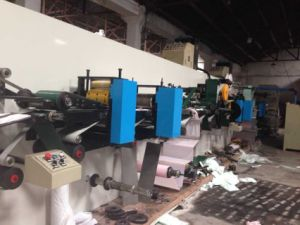 The Finish Process Baby Diaper Manufacturing Line