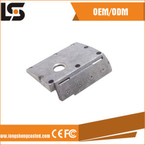 Side Cover Die Casting Parts for Sewing Machine