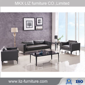 Pu Leather Office Sofa Couch