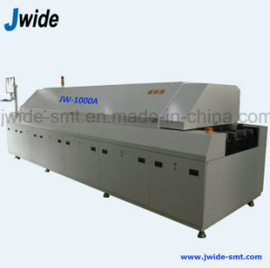 Dual Lane 10 Zone Reflow Soldering Furnace pictures & photos