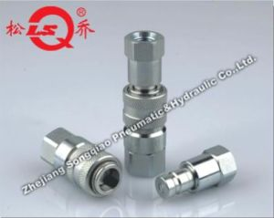 Lsq-Pd Close Type Hydraulic Quick Coupling (steel) pictures & photos