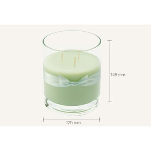 Best Selling New Design Scented Candles in Glass Jar and Handmade Gift Box