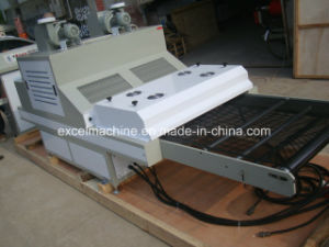 UV Drying Machine for Screen Printer Material pictures & photos