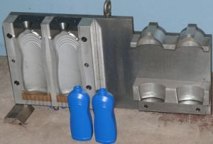 Plastic Bottle Blowing Mould for Injection Machine