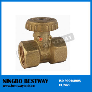 High Quality Brass Gas Valve Hot Sale (BW-V07) pictures & photos