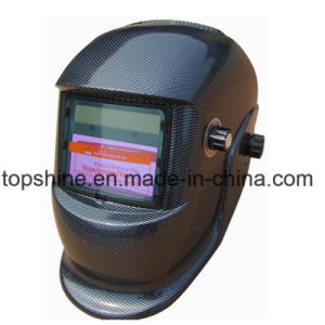 Protective Face Chemical Standard PP Professional CE Safety Welding Mask pictures & photos
