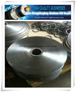 Al Mylar Polyester Film Roll Composite Mylar Pet Film Cable Alu Foil Shielding Polyester Laminated Alu Plastic Sheet Tape