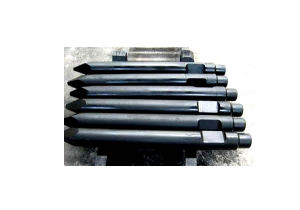 Moil Point for Integral Drill Rods Sb121, Hydraulic Breaker Chisel pictures & photos