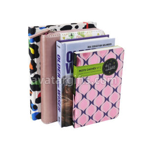 Promo Linen Cover Self Adhesive Photo Scrapbook Book Album China Supplier of Book Printing