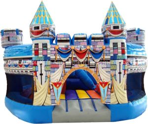 Indoor and Outdoor Lovely Small Inflatable Bouncy Castle