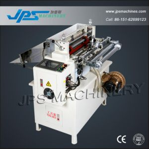 Jps-500d Multi-Colour Printed Label Cutting Machine with Marking Sensor pictures & photos