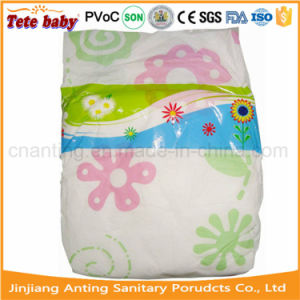 First Grade Baby Diapers with PP Tape pictures & photos