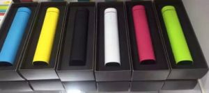 Cylinder Bluetooth Speaker with External Battery Charger 4000mAh (OM-S31) pictures & photos