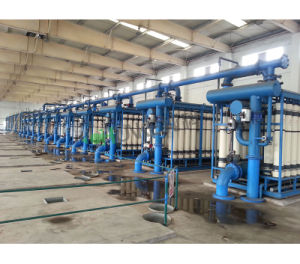Chunke 500t UF System Waste Water Treatment Machine pictures & photos
