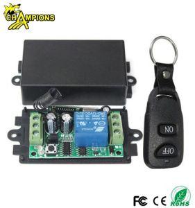 1CH DC 12V 433MHz Wireless RF Remote Control Relay Switch  Transmitter+Receiver