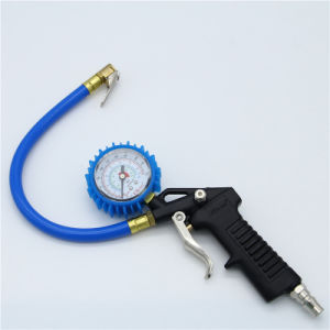 China Car Tyre Pressure Gauge Pump Hot Sells Amazon Tire Inflator