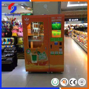 China Manufacturer Prices 110v Orange Juice Vending Machine Juice