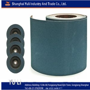 Zirconia Sand Cloth Roll for Making Flap Disc (GZX71)